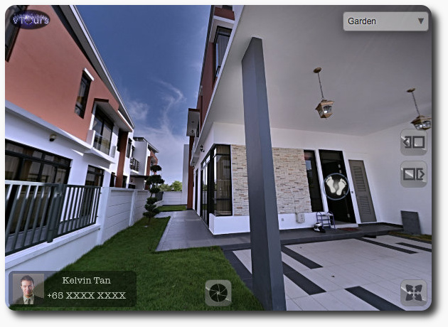 vTour Terrace House, Horizon Hills, Johor Bahru, Malaysia